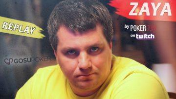 NL_Profit и Zaya на PokerDom